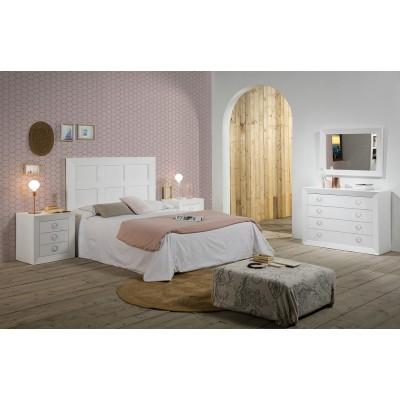 """Dormitorio """"BLANCHE"""""""