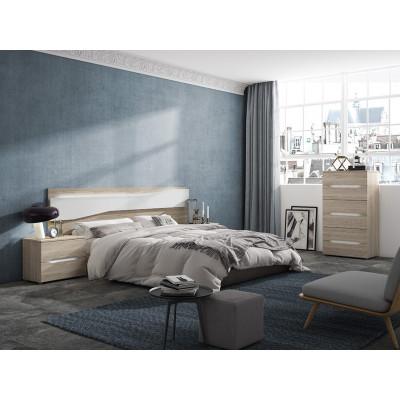 "Dormitorio matrimonio ""REBEL-TEEN"""