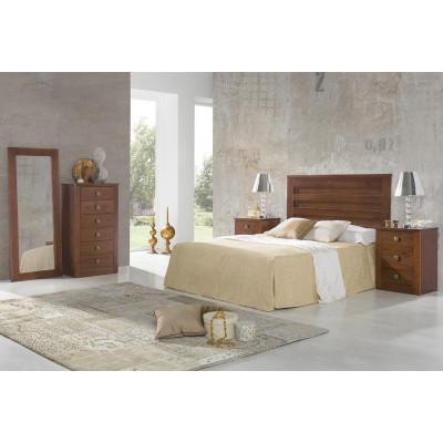 """Dormitorio Rústico """"SEATLE"""""""