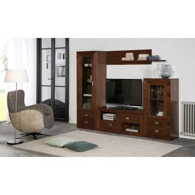 "Mueble Tv ""COLONIAL 120"""