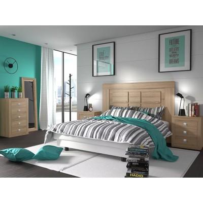 Dormitorio Online Composición 8
