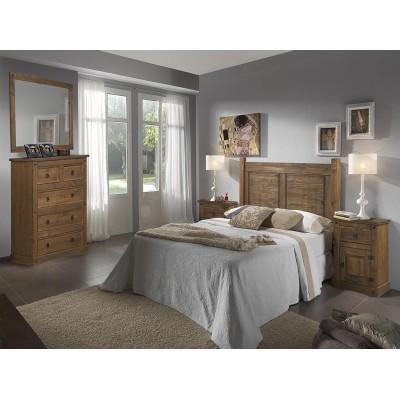 Dormitorio Rústico Oferta